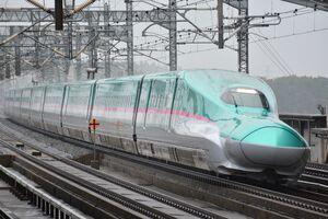 E5 Series U4 Nasushiobara