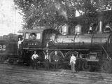 Illinois Central No. 382