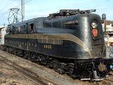 Pennsylvania Railroad Class GG1
