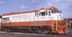 GE U30B-XR