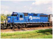 NS 3004 EMD GP40-2
