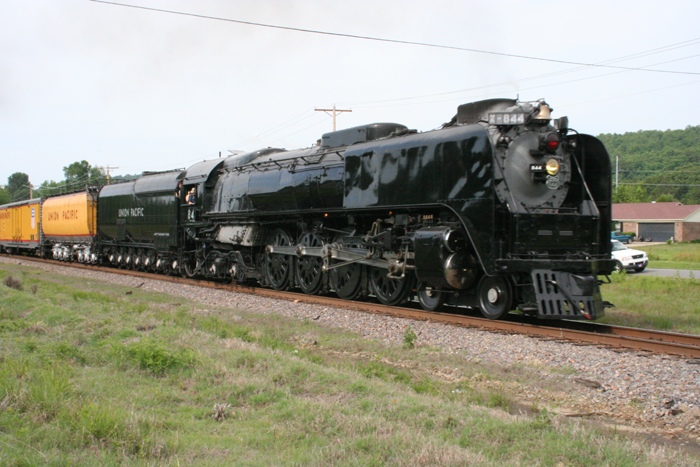 Union Pacific 844 | Locomotive Wiki | FANDOM powered by Wikia