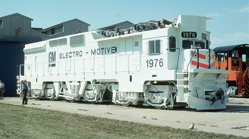 Emd gm10b locomotive wiki fandom powered by wikia for Electro motive division of general motors