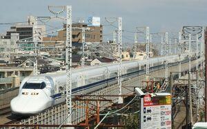 700 Series Shinkansen B5 Nozomi Tōkaidō Shinkansen 2012