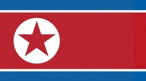 North Korea Tribute