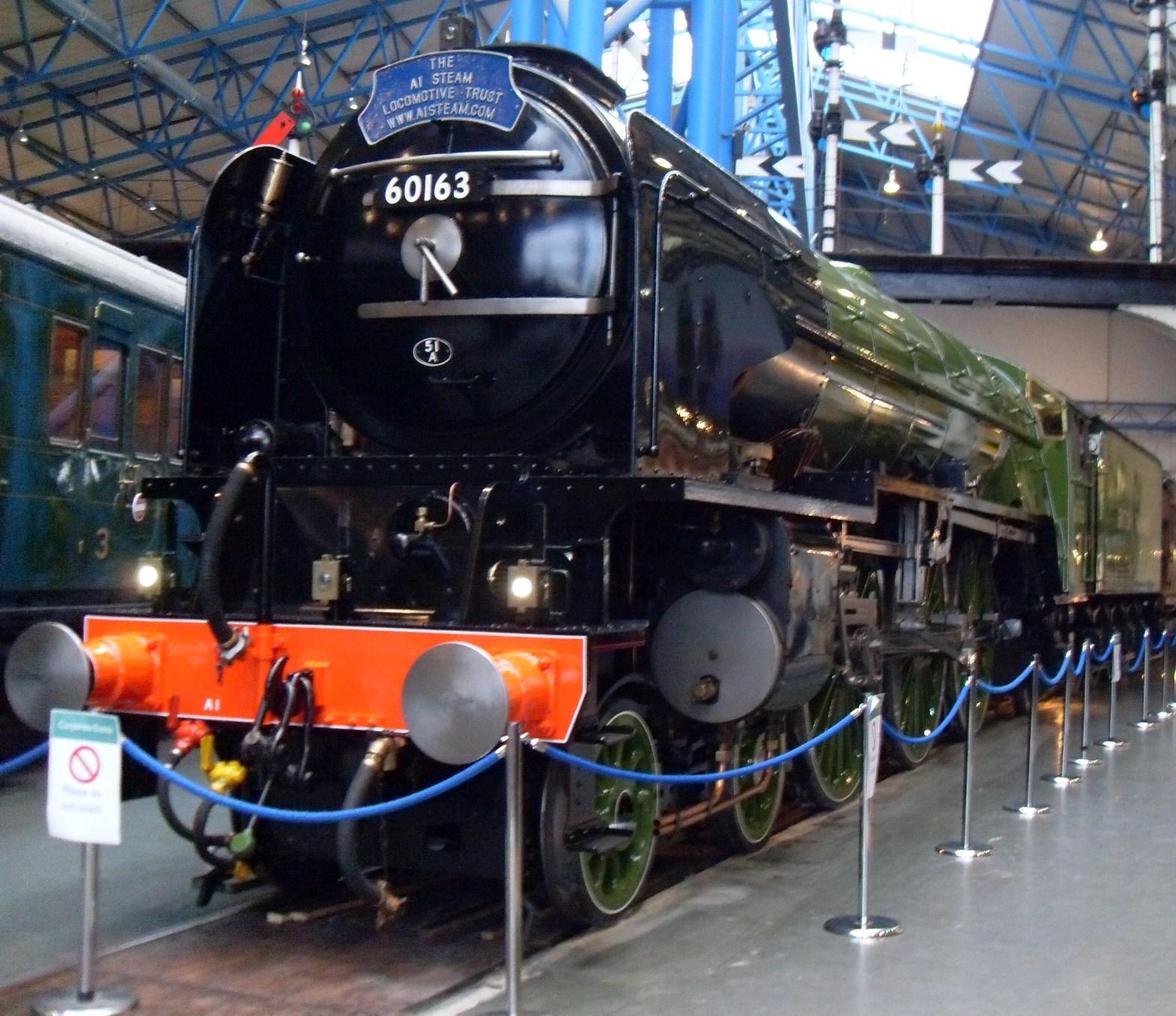 Lner Class A1 60163 Tornado Locomotive Wiki Fandom