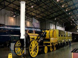 Making tracks nrm locomotive 07 rocket