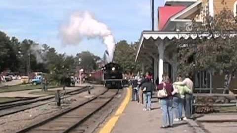 Conway Scenic Railroad 7470