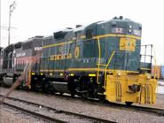 Pan Am Railways - Passenger Excursions Maine Central No. 52 (GP9)