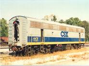 CSX F7B 117-bc