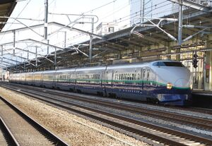 200 Series Shinkansen K51