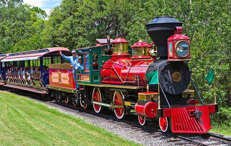 Walt Disney World Railroad No  4 | Locomotive Wiki | FANDOM