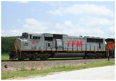 TFM SD70MAC