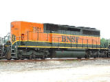 Cabless Diesel Locomotive