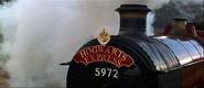 Harry potter locomotive