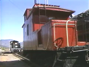 Couple the caboose