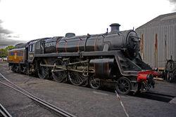 City of Peterborough (locomotive)