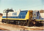 CSX 1129