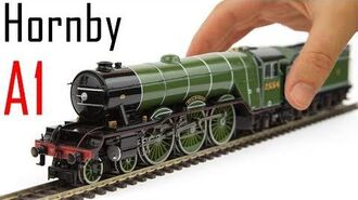 Unboxing the Hornby Class A1 'Woolwinder' (Gloss Finish)