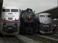 3751 with 2 Amtrak P42DC