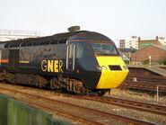 GNER 43116 The Black Dyke Band at Hull.