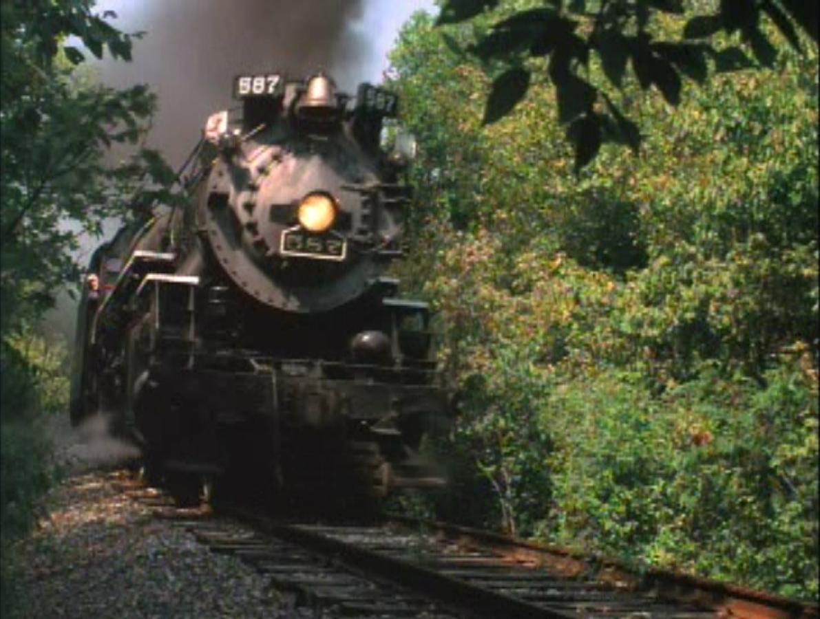 587 Great Train Robbery 2