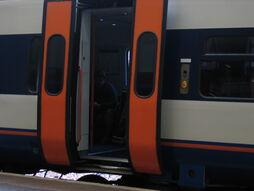 Class 158 Doors Open