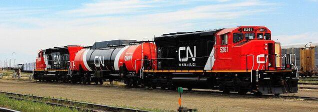 CN LNG