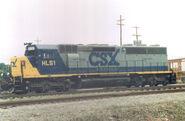 CSX HLS1 YN2