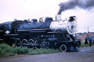 Great Western RR 2 - Jul 27 1958 - 2 10 0 no. 90 at Longmont CO-L