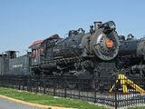 Pennsylvania Railroad No. 460