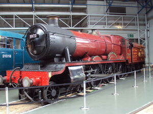5972 Hogwarts Castle at NRM York