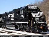 NS SD40E