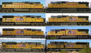 AC-Powered SD70 Comparison