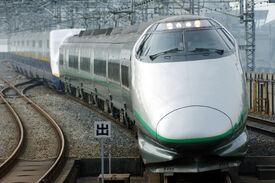 JR East Shinkansen 400(renewal)