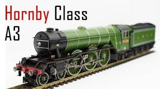 Unboxing the Hornby Class A3 'Book Law'