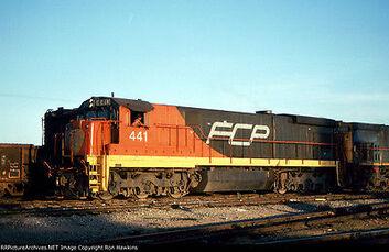 FCP-C30-7-Ferrocarril-Del-Pacifico-HO-scale-Decal- 1