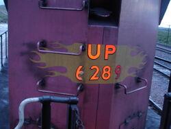 UP 6289