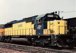 CNW SD60