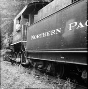 Northern Pacific No. 1070z
