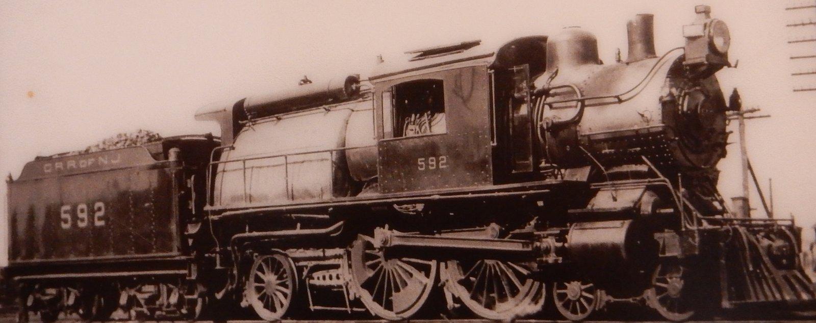 592 | Locomotive Wiki | FANDOM powered by Wikia