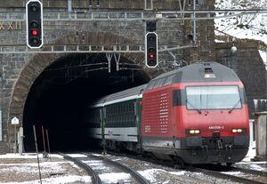 SBB Class Re 460
