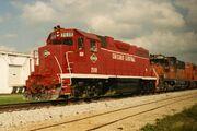 CCP 2008 GP38 1993 IL