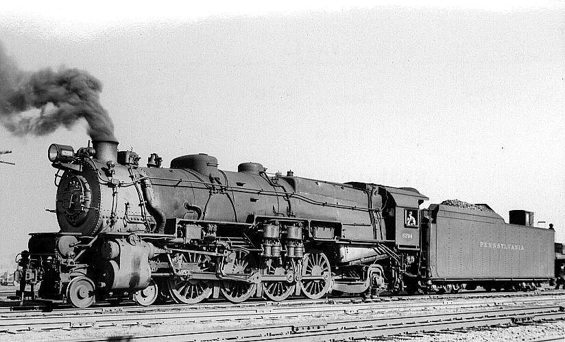 Pennsylvania Railroad Class M1 | Locomotive Wiki | FANDOM