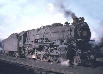 Pennsylvania Railroad Class K | Locomotive Wiki | FANDOM