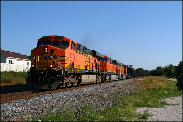 Image - 909 BNSF GE ES44AC | Locomotive Wiki | FANDOM