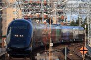 E3 R19 Genbi Shinkansen Trial Run