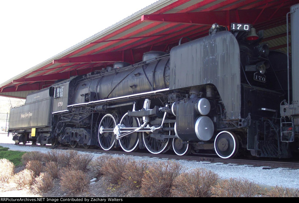 Nickel Plate Road No 170 Locomotive Wiki Fandom