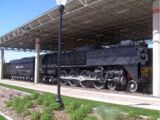 Union Pacific No. 833