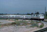 Amtrak ICE train 2